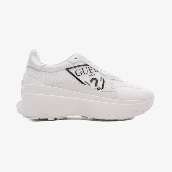 Guess Calebb Active Lady Kadın Beyaz Spor Ayakkabı