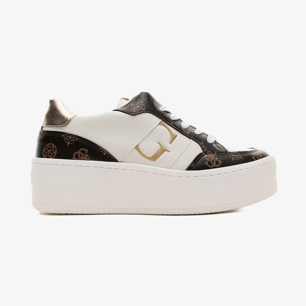 Guess Neiman Active Lady Kadın Beyaz Spor Ayakkabı