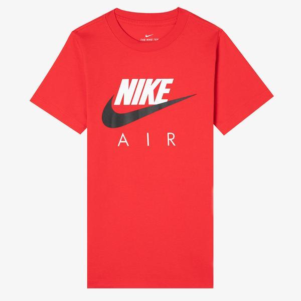 Nike Air Çocuk Kırmızı T-Shirt