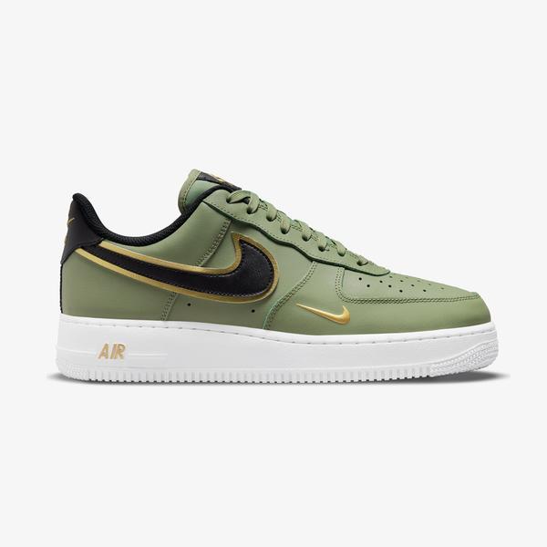 Nike Air Force 1 Erkek Yeşil Spor Ayakkabı